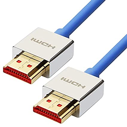 amazon com uptab hdmi 2 0a slim cable 6ft uhd 4k 60hz with hdr rh amazon com