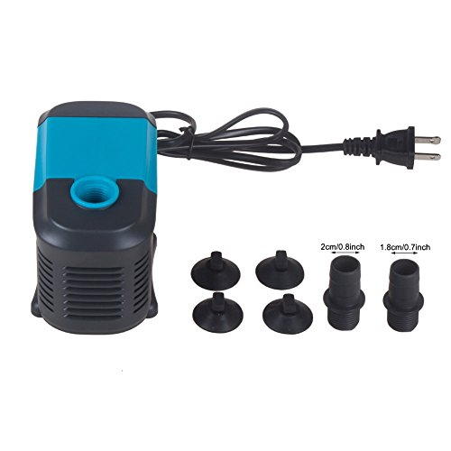 KEDSUM-550GPH-2500LH-Submersible-Water-Pump-for-Pond-Aquarium-Fish-Tank-Powerhead-for-Water-Fountain-Hydroponic-40W