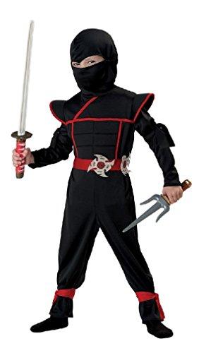[Fancy Stealth Ninja Japanese Samurai Cobra Toddler Costume] (Toddler Cobra Ninja Costumes)