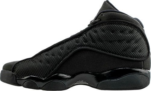 official photos b072e e53e4 Nike Air Jordan 13 Retro Black Cat 2017 GS Big Kids Youth Black Anthracite  884129-011 (4.5) - Buy Online in UAE.   Apparel Products in the UAE - See  Prices, ...