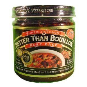 Better Than Boullion Beef - 8 ounce - 6 per case.