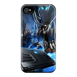 Scratch Resistant Hard Phone Cases For Iphone 6plus (aGZ12361SQfT) Custom Lifelike Alienware Skin