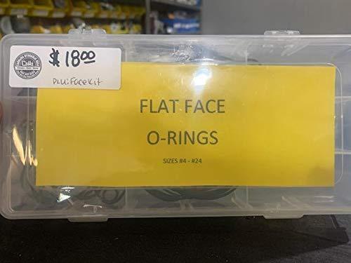 Flat Face O-Ring Kit