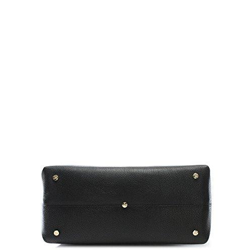 Westwood Vivienne Balmoral dôme sac schwarz noir schwarz cuir RdnwqfzrTd