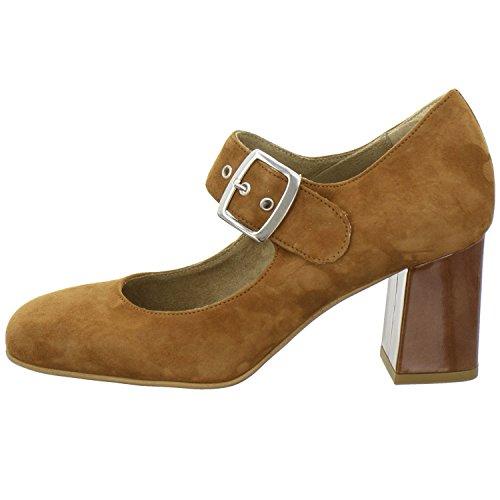 Tamaris - Zapatos de vestir para mujer marrón marrón
