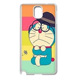 Doraemon Samsung Galaxy Note 3 Cell Phone Case White CJE