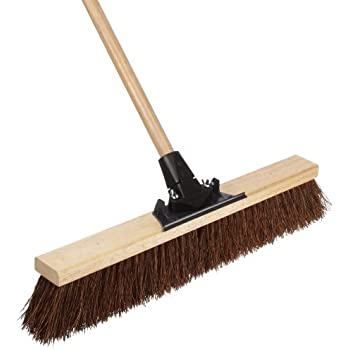 Amazon Com Flexsweep Unbreakable Commercial Push Broom