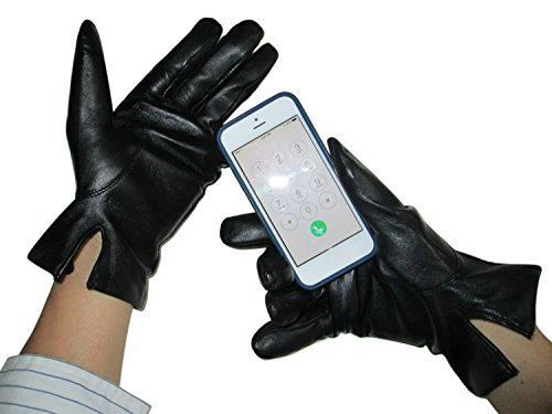 FOWNES Cashmere Fingers Conductive Leather product image