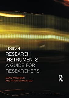the researcher s toolkit wilkinson david