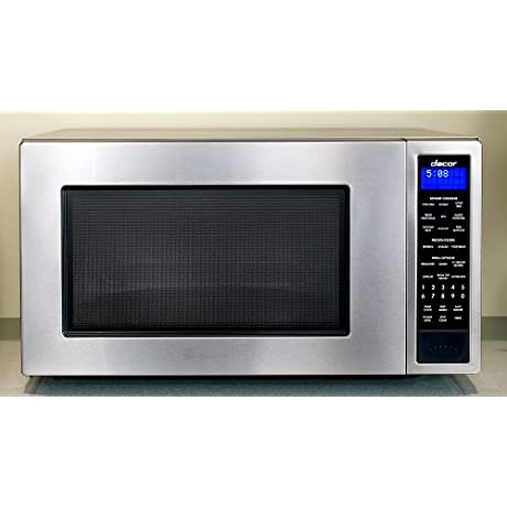 Dacor DMW2420S 24 Distinctive Series Counter Top Or Built In Microwave In Stainless Steel