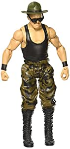 WWE Basic Sgt. Slaughter Series 69 Figure