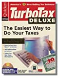 Software : Turbo Tax Deluxe Federal Intiuit Turbo Tax