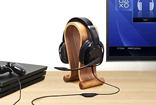 Auriculares para juegos AmazonBasics Pro - Negro 10