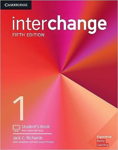 Show Listening Text Interchange Book