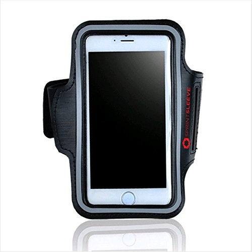 cheaper 0e9c2 f7214 SprintSleeve Sports Armband| Best Phone Reflective Running Gear| Suitable  For iPhone 6/6s, iPods | For All Outdoor Sports | Men, Women & Kids | ...