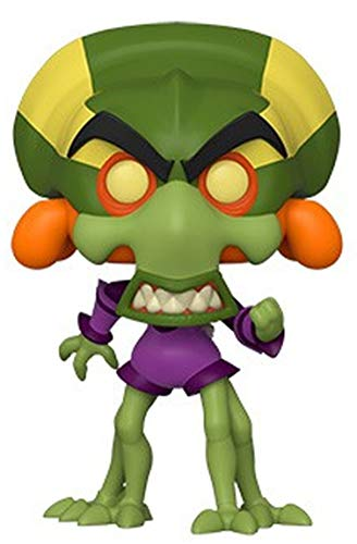 Funko Pop! Figura De Vinil Games Crash Bandicoot - Nitros Oxide