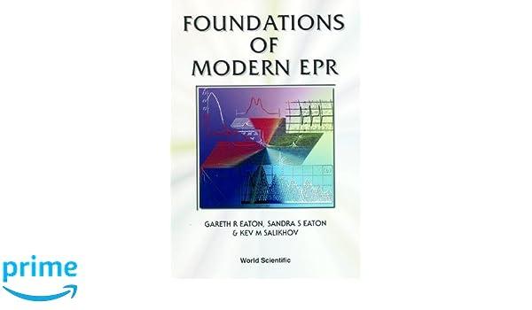 Foundations of Modern EPR