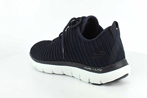 Skechers Flex Appeal 2.0 Estates Navy NVY NAVY
