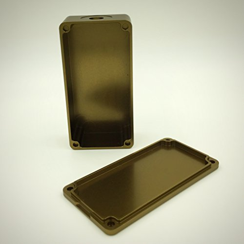 """BMG Mods """"1590g Tall"""" CNC Milled Anodized Aluminum 18650 ..."""