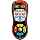 VTech Click and Count Remote, Black, Great Gift For Kids, Toddlers, Toy for Boys and Girls, Ages Infant, 1, 2, 3