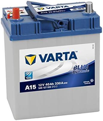 Varta 5401270333132 batería de motor de arranque