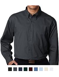 Big & Tall Men's Long Sleeve Dress Shirt