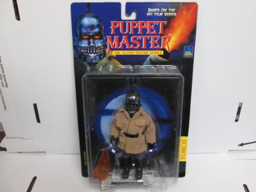Puppet Master, Torch Action Figure, Action Figure Series, Full Moon Toys Color Variant (Puppet Master Action Figures)