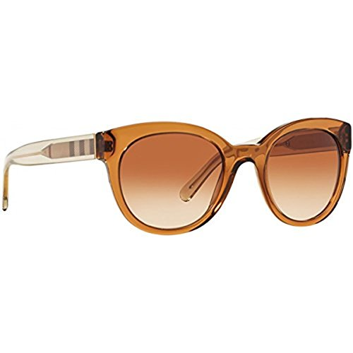 Burberry Women's BE4210F Sunglasses & Cleaning Kit Bundle
