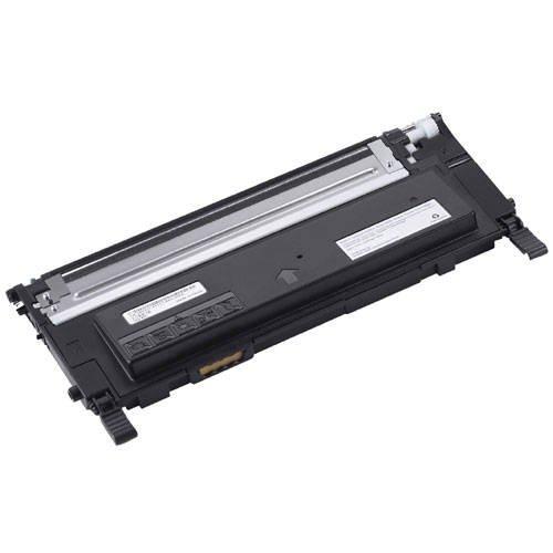 Dell Y924J DELL593-10493 N012K 1,500 Page Yield Toner Cartridge (Black) for Color Laser 1230c 1235cn
