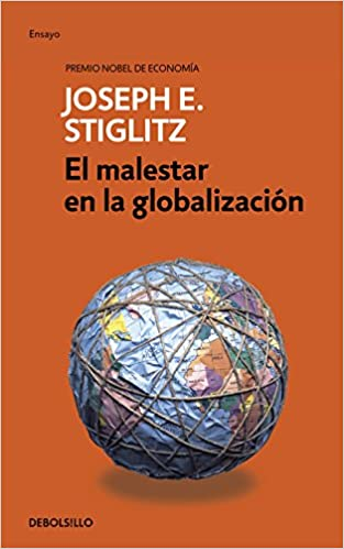 Book El malestar de la globalizaión
