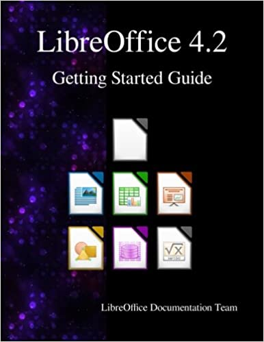 Book LibreOffice 4.2 Getting Started Guide