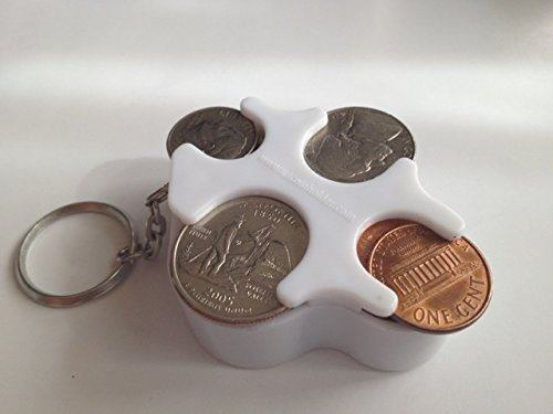 coin storage and key holder - 3