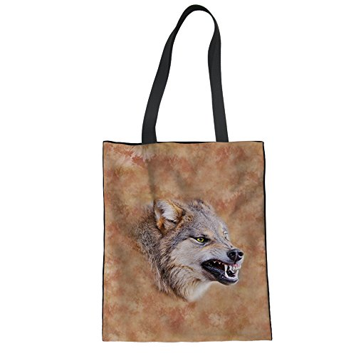 Women Handbag 11 Shopper 3D Bag Bags Advocator Color Tote Reusable Print Durable Canvas for Tote Beach Casual Tote TZqTXHc7O