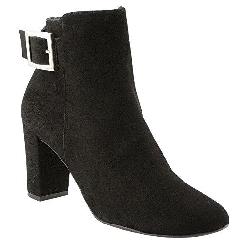 Women's Boots Boots Black Exclusif Women's Paris Black Exclusif Paris Paris Exclusif dxUSaqw