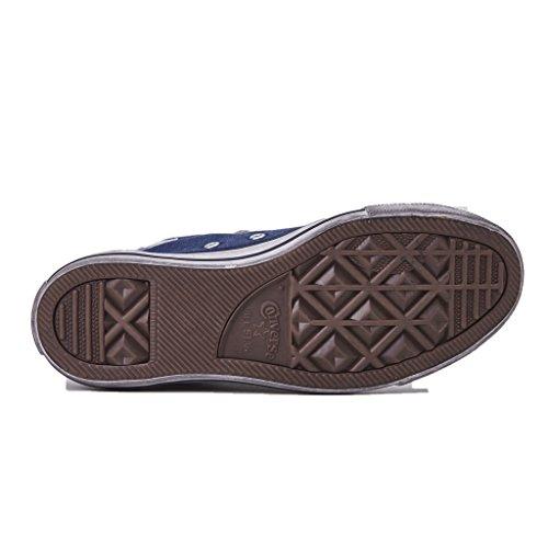 Collezione Taylor Primavera Blu Nuova 156890c Star Ltd navy Unoisex Chuck Hi Sneakers navy Colore Smoke 2018 Estate Converse 6gfqw