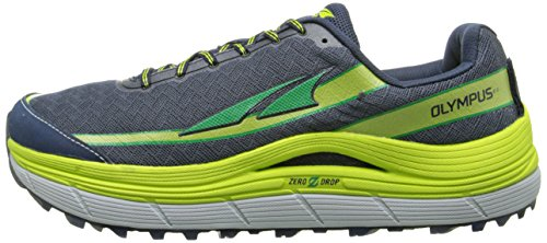 Altra Olympus 2 Mens, spk-a1655 –�?, Lime Blue/Green, Lime Blue/Green