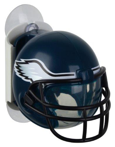 Flipper Nfl Helmet Toothbrush Holder - Philadelphia Eagles