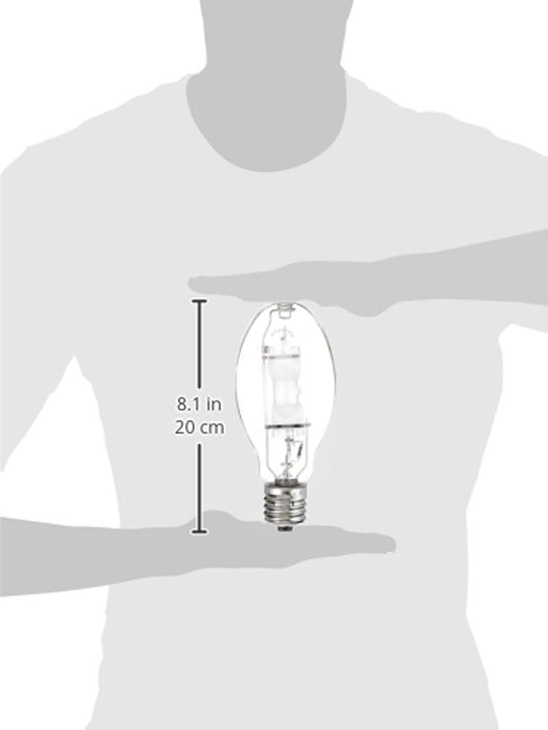 Plusrite 1150 MS360//ED28//ES//U//4K 360W Metal Halide Light Bulb