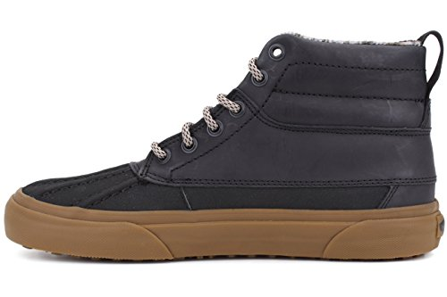 Sneaker Del Feather Vans Black HI Mens SK8 Gum MTE Pato 1nqBvnx