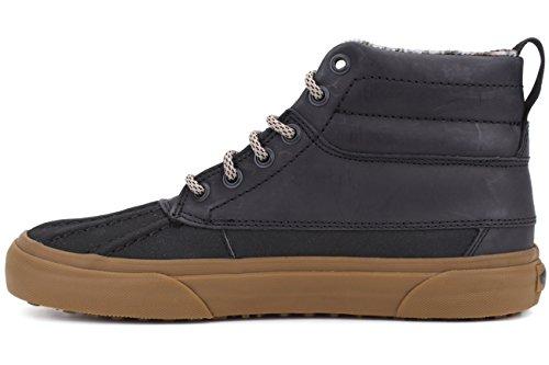 Black MTE Mens Feather SK8 Gum HI Del Vans Sneaker Pato xd06Xq68w