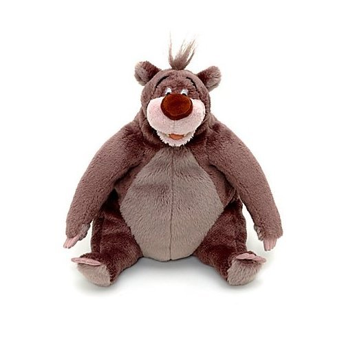 Disney Offical Jungle Book Baloo Plush