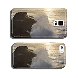 Iceland: Black Beach in Vik cell phone cover case Samsung S6
