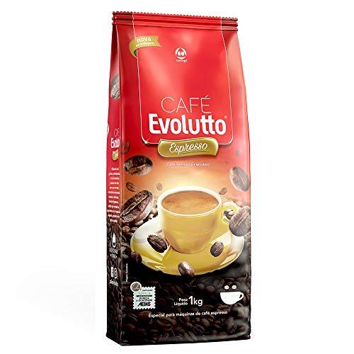 Café Expresso Grãos Evolutto 1kg