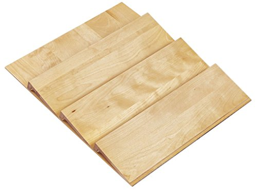 Rack Insert - Rev-A-Shelf 4SDI-18 - Large Wood Spice Drawer Insert
