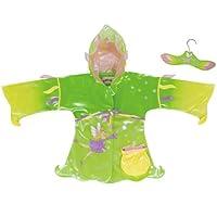Kidorable Rain Coat - Fairy 4T