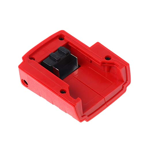 Maslin Power USB Charger Adaptor for Milwaukee 49-24-2371 M18/M12 Heated Jackets 15-21V JUL14-A
