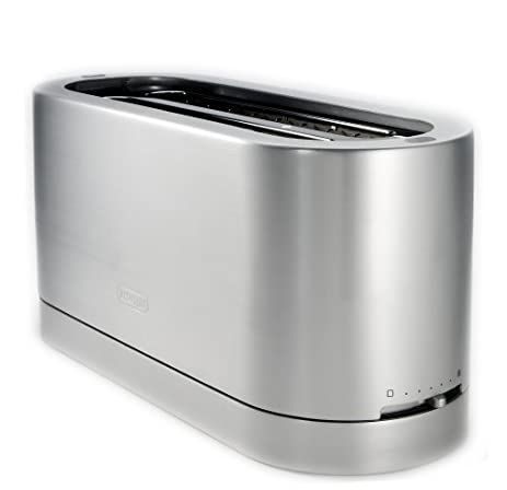 Amazon Delonghi DTT980 4 Slice Toaster with Warming Rack