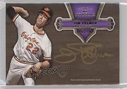 Amazoncom Jim Palmer 610 Baseball Card 2012 Topps Five