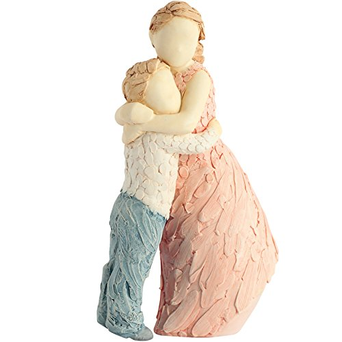 More Than Words Side by Side Figurine by Arora Design Ltd