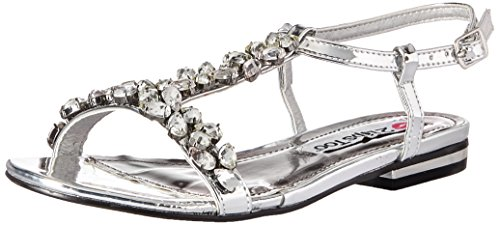 2 Too Lips Too Fiona Fiona Womens Silver Too PvUqHP